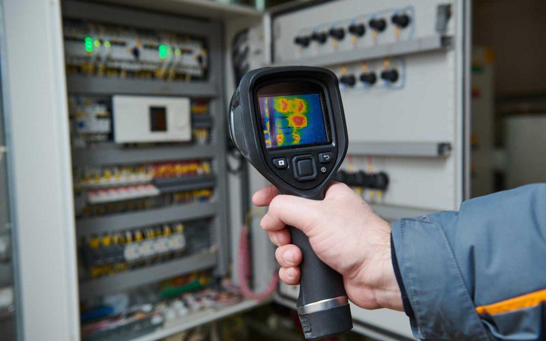 Fleming Controls Infrared Scanning