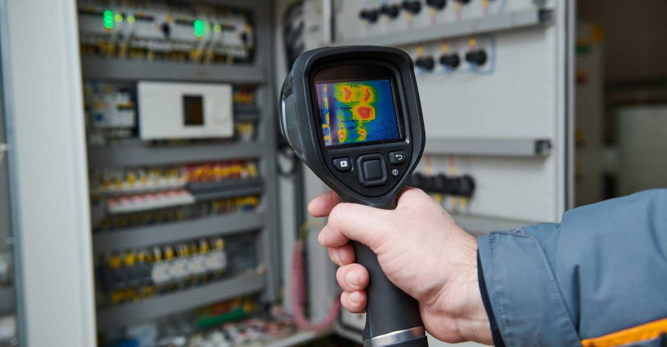 Fleming Controls Infrared Scanning