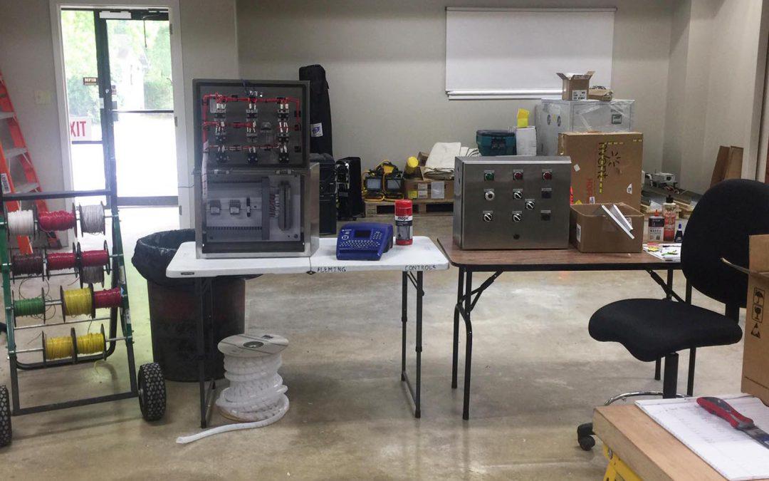 Fleming Control VFD Repair Facility 05